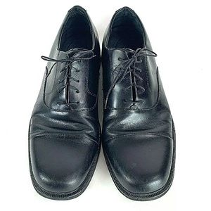 Rockport Cap Toe Oxfords Leather Mens Size 13M